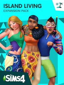 Sims 4: Island Living - fastgames.dk